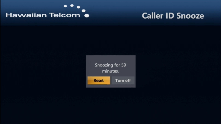 how to turn off caller id on iphone using caller id on tv 21137